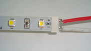 LED Connector for Flex Light white tape lighting