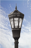 LED Streetlighting ohm lighting system