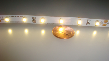Flexlighting under counter White LED Warm